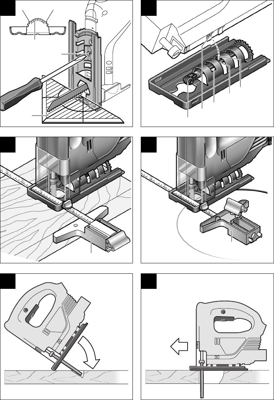 Genoeg Handleiding Bosch pst 650 e (pagina 29 van 62) (Dansk, Deutsch YO78