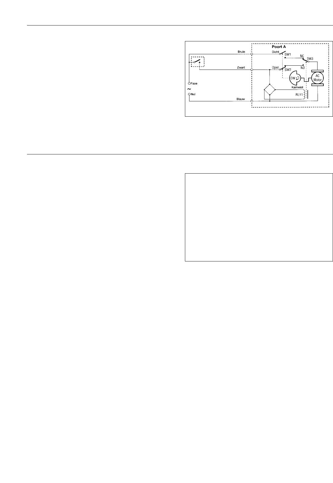 Handleiding Honeywell VC8015 (pagina 5 van 6) (Nederlands)