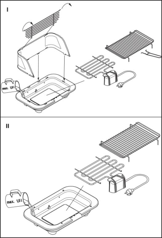 Handleiding Severin pg 8521 (pagina 1 van 54) (Dansk