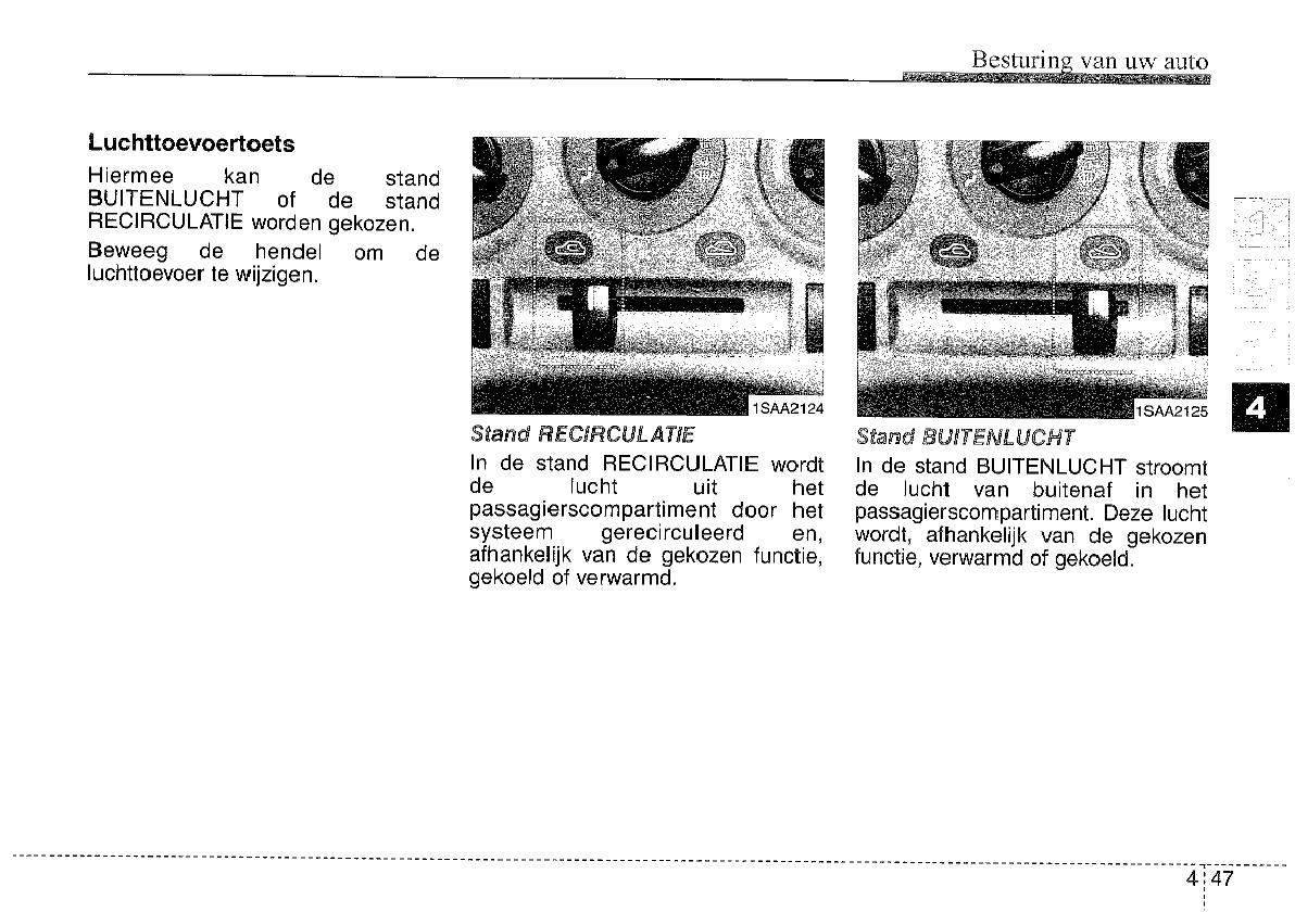 handleiding kia picanto  pagina 139 van 276   nederlands