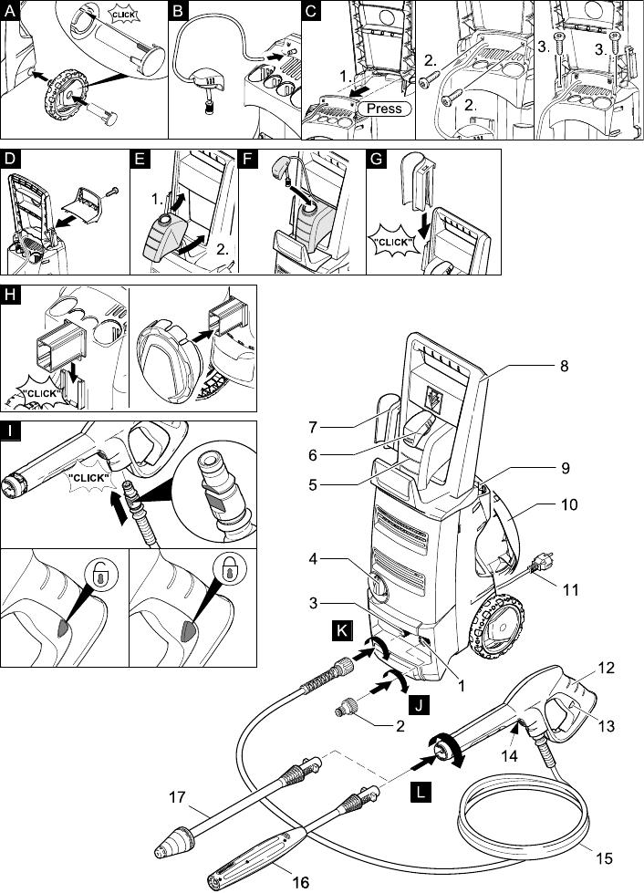 Karcher hogedrukreiniger k3 handleiding