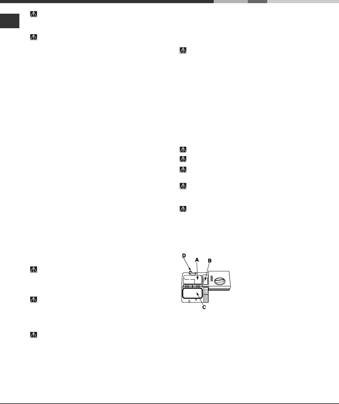 Handleiding Hotpoint Ariston Pft 834x Pagina 6 Van 84 Deutsch