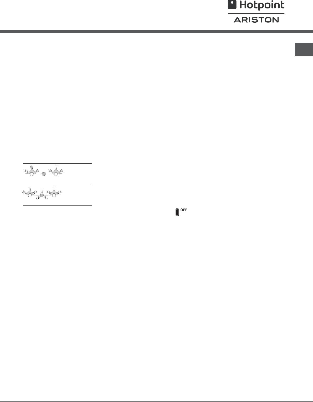 handleiding hotpoint-ariston 4d x/ha (pagina 29 van 60) (deutsch