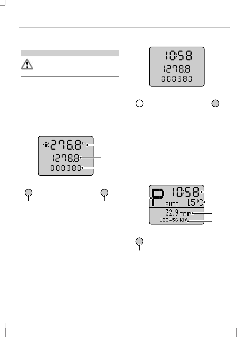 Handleiding Ford Fusion Pagina 55 Van 202 Nederlands