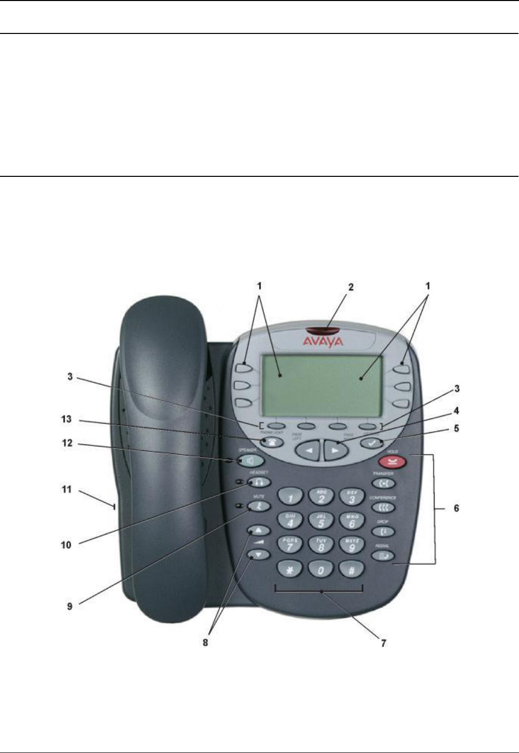 Avaya 4621SW : User Guide IP Telephone 4620, 4620SW ...