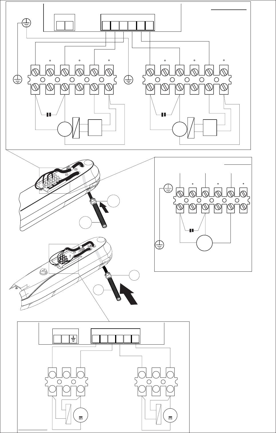 Handleiding DITEC Ditec hekwerkaandrijving, type LUXO (pagina 6 ...