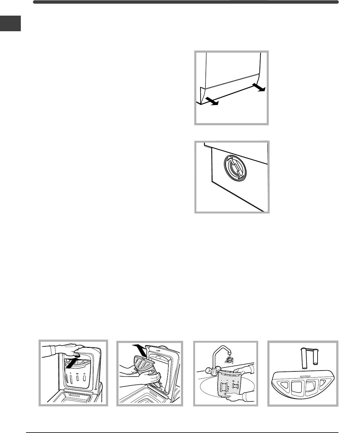 Handleiding Indesit WITL 125 EU Pagina 10 Van 72 Nederlands