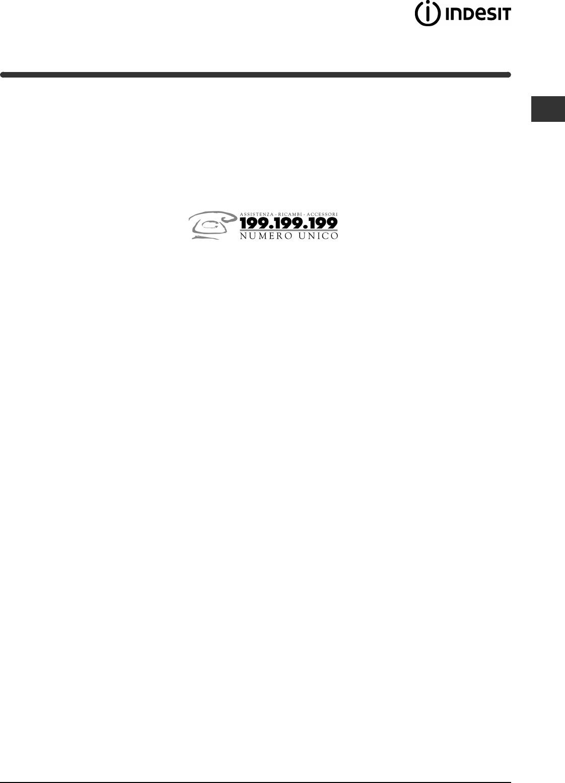 Handleiding Indesit FI 51.B IX (pagina 11 van 72) (Deutsch, English ...