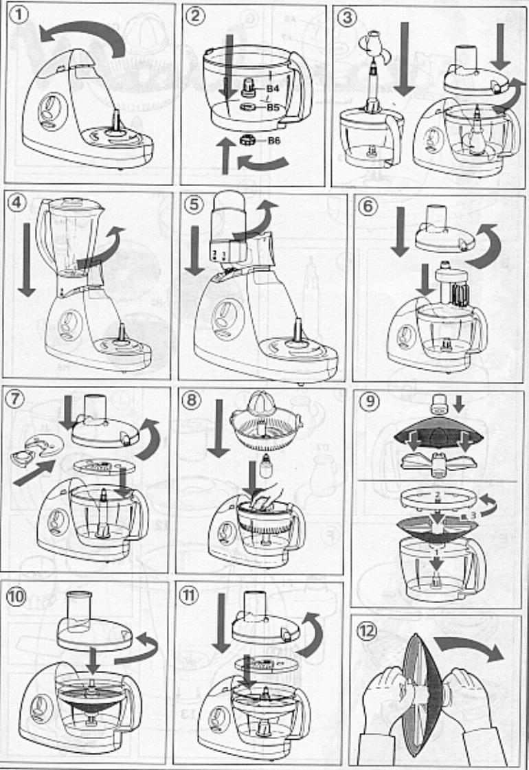 Ovatio 3 moulinex инструкция