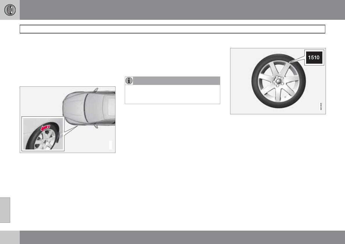 Handleiding Volvo V40 2013 Pagina 329 Van 426 Nederlands