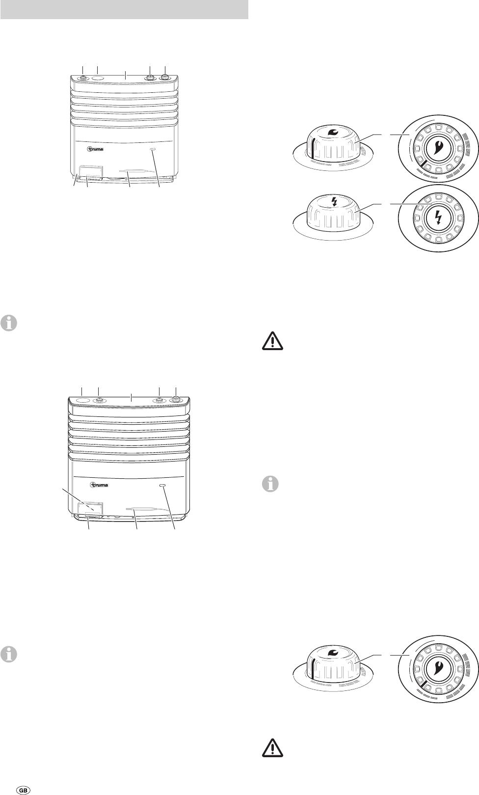 Handleiding Trumatic S 3004 (pagina 10 van 48) (Dansk, Deutsch ...