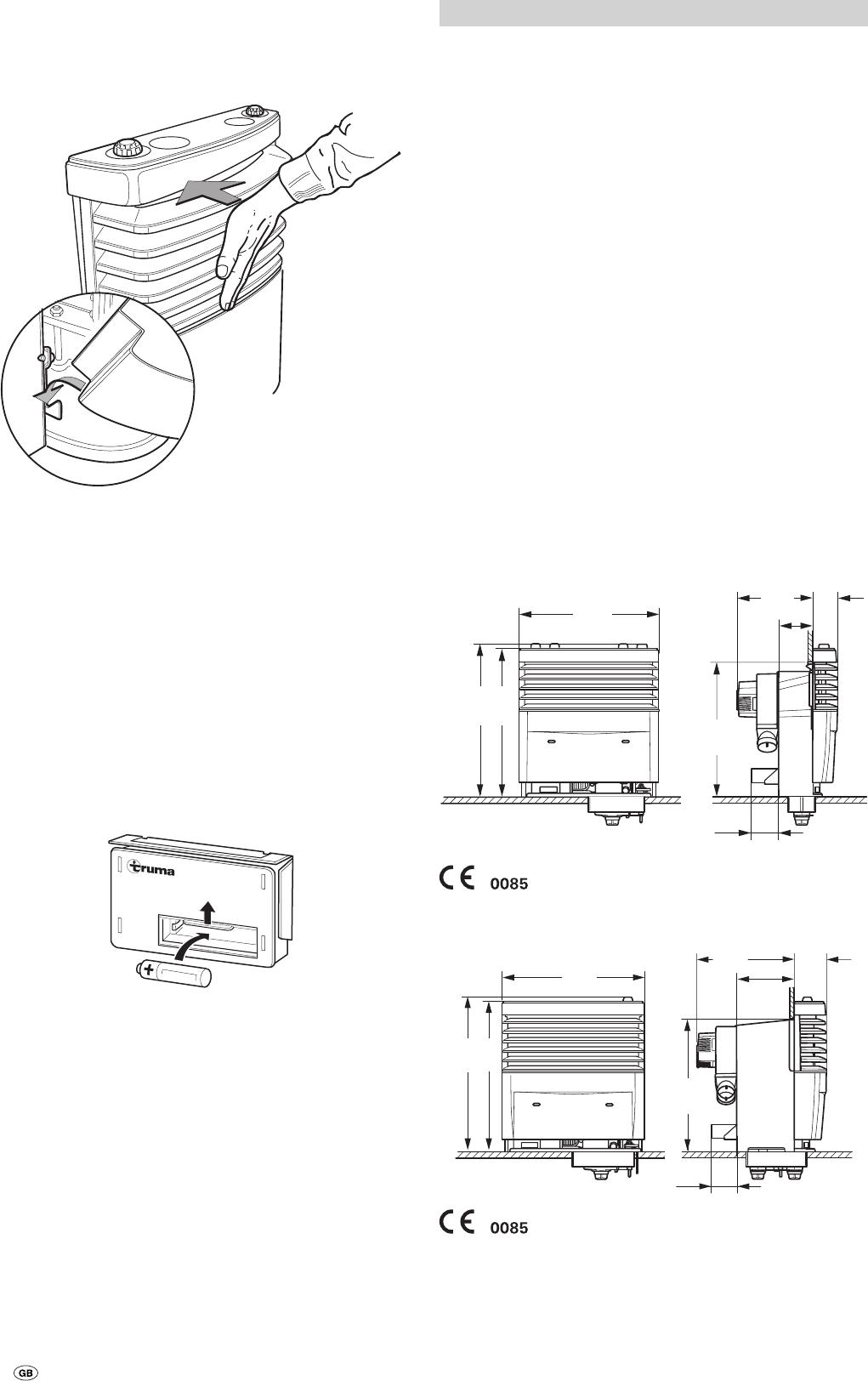 Handleiding Trumatic S 3004 (pagina 11 van 48) (Dansk, Deutsch ...