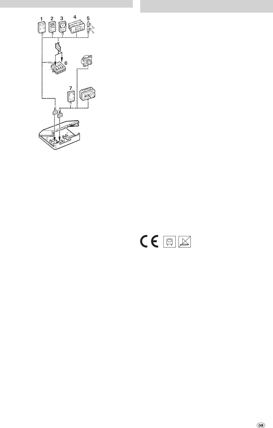 Handleiding Trumatic E 2400 E (pagina 14 van 24) (Deutsch, English)