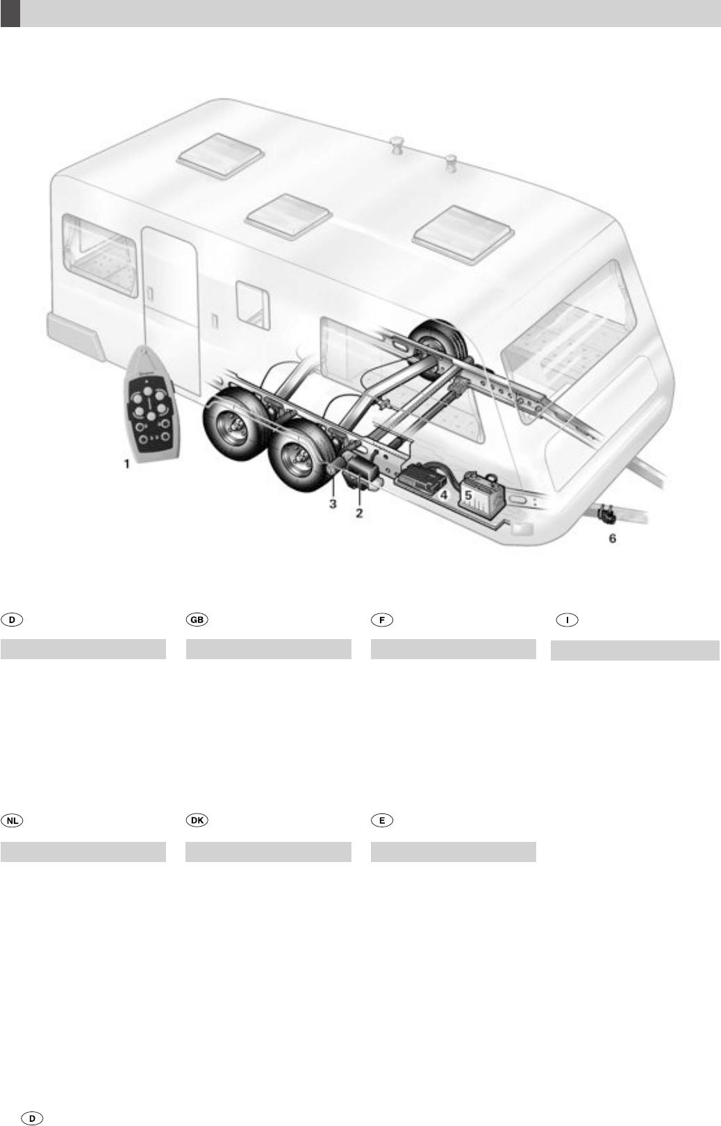 handleiding truma mover mover se pagina 2 van 14 dansk. Black Bedroom Furniture Sets. Home Design Ideas