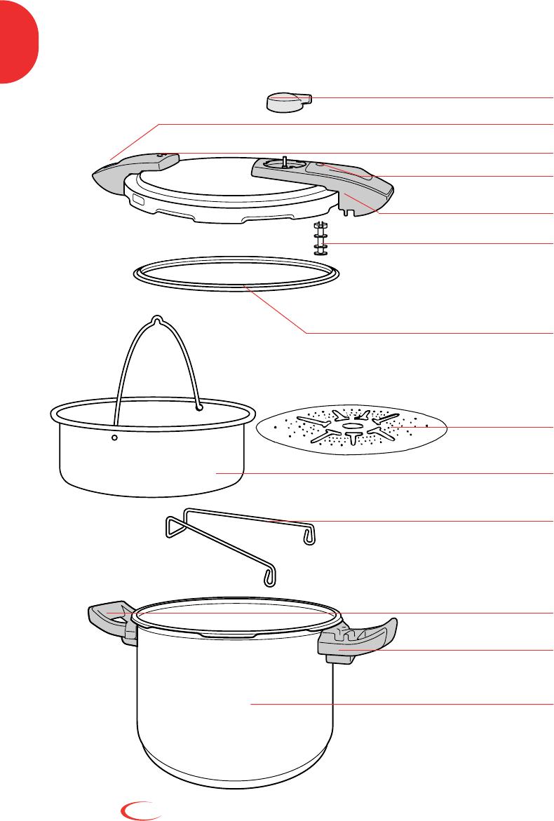 Ongekend Handleiding Tefal Sensor (pagina 1 van 27) (Nederlands) BH-84