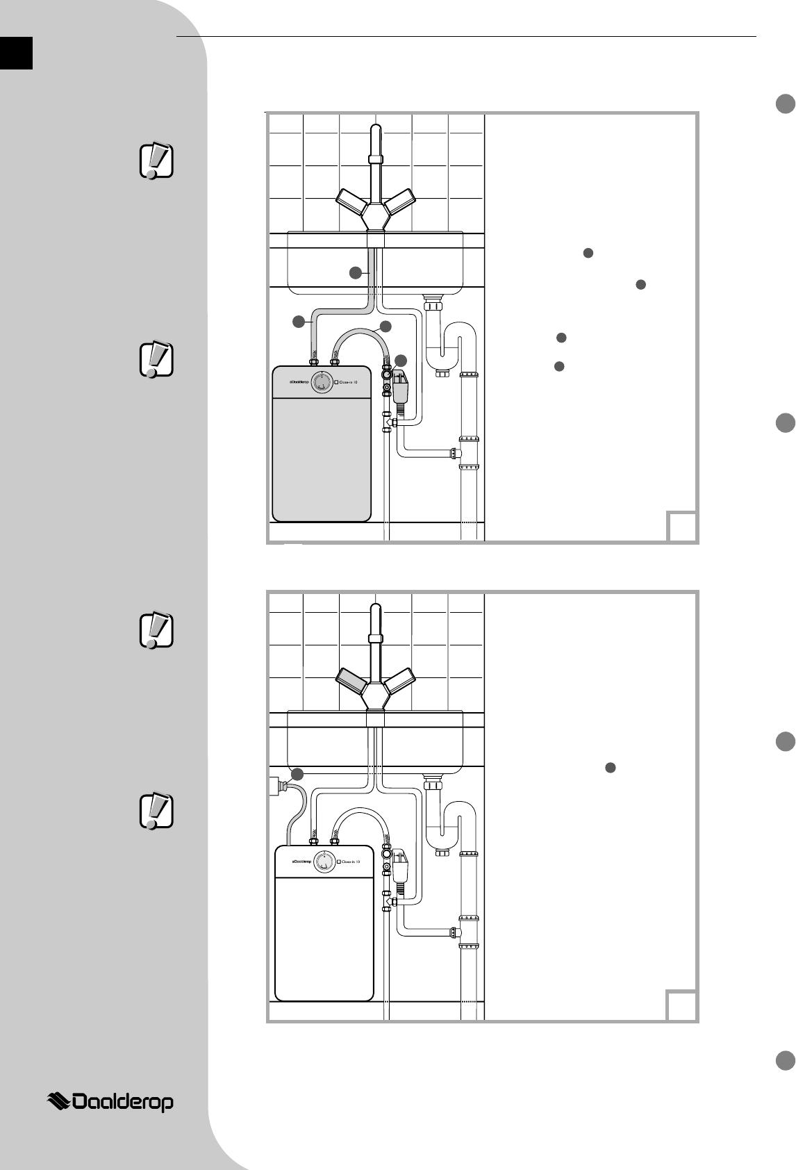 Genoeg Handleiding Daalderop Close-IN (pagina 1 van 24) (Nederlands) JZ16