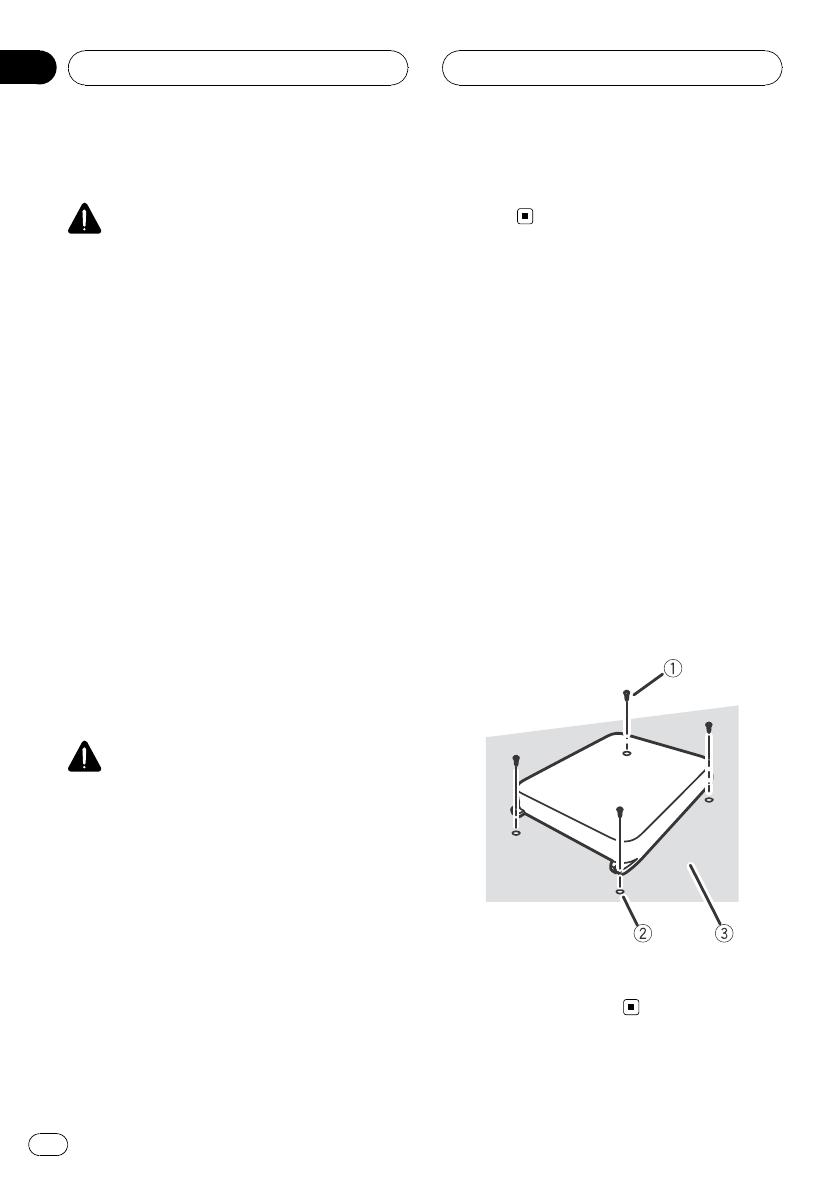 Handleiding Pioneer gm 3400 (pagina 12 van 96) (Deutsch, English, Espanõl,  Espanôl, Français, Italiano, Nederlands)