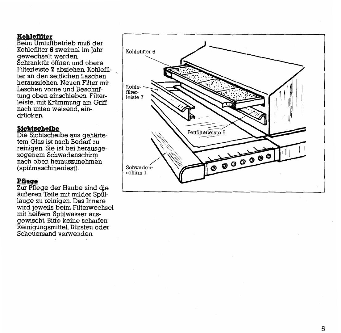 Handleiding Gaggenau AH250161 (pagina 7 van 12) (Deutsch)