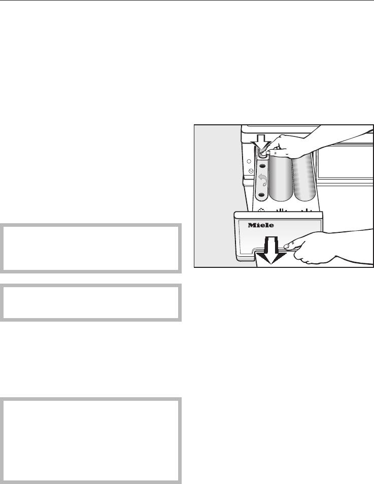 handleiding miele w 3371 edition 111 pagina 36 van 68. Black Bedroom Furniture Sets. Home Design Ideas