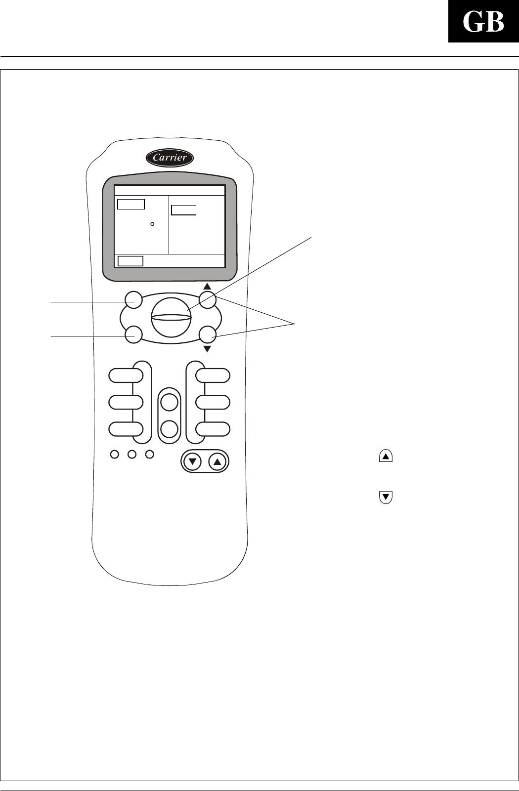 Handleiding Carrier 42hqe012 allegro plus (pagina 3 van 15) (English)