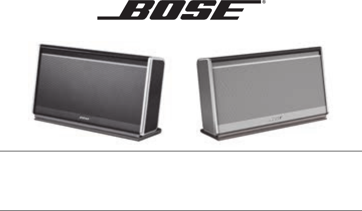 Handleiding Bose Soundlink Bluetooth Mobile Speaker Ii