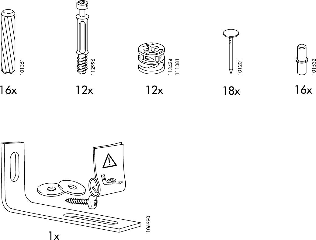 Grundtal Towel Stand From Ikea ~ Handleiding Ikea Billy boekenkast 2 (pagina 3 van 8) (Dansk, Deutsch