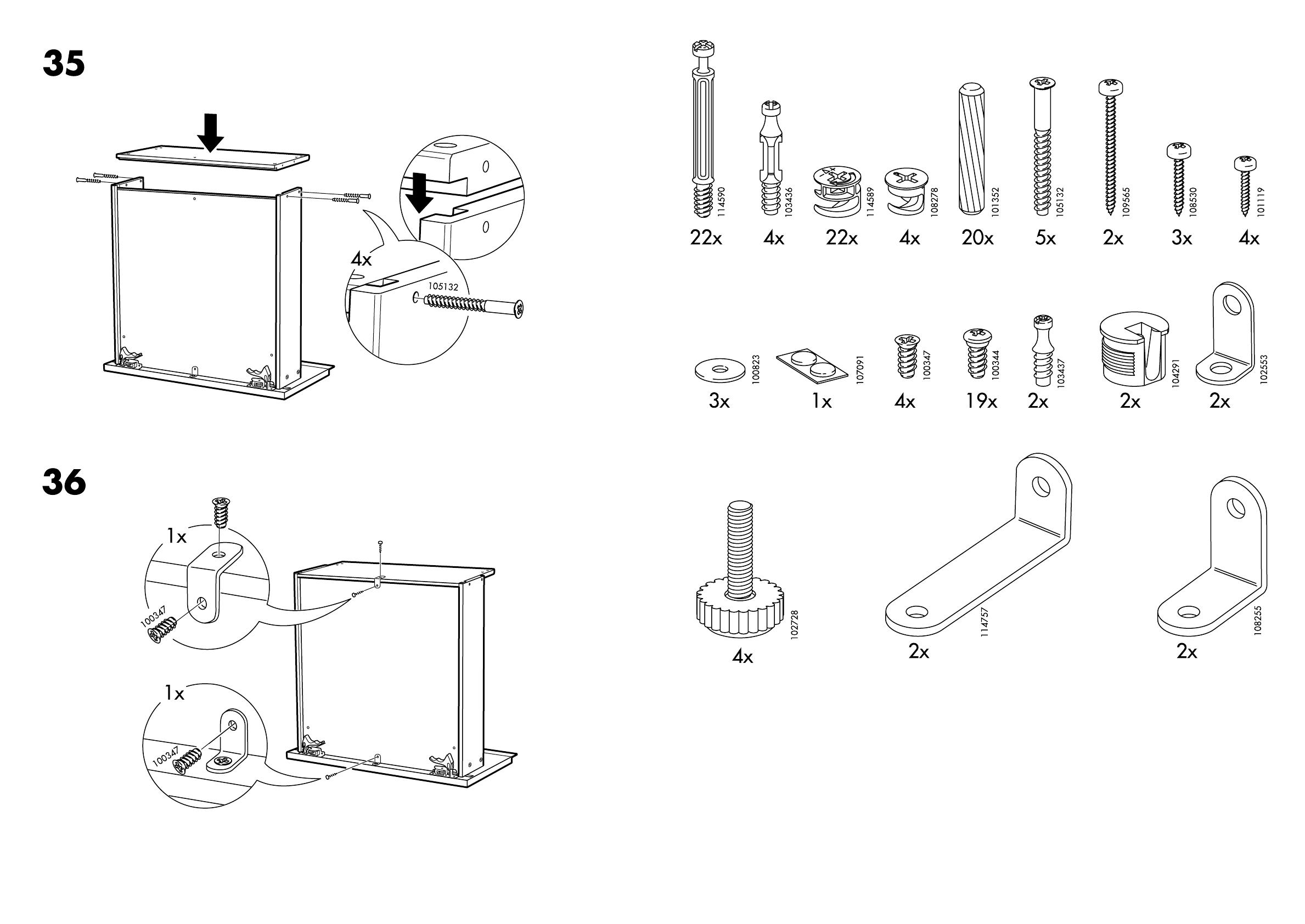 Handleiding Ikea Bravad (pagina 5 van 14) (Dansk, Deutsch ...