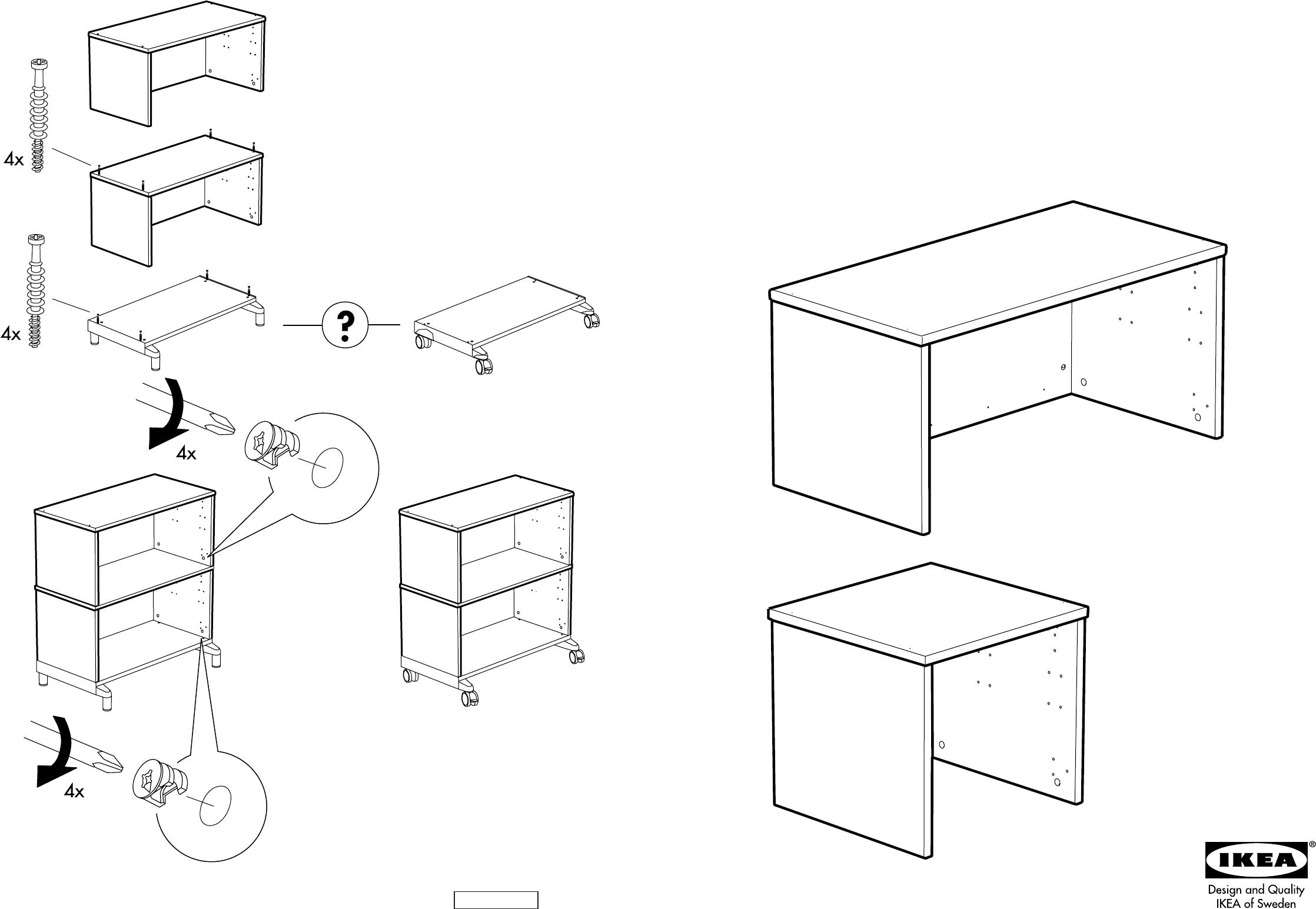 ikea effektiv ikea effektiv espresso drawer lateral file. Black Bedroom Furniture Sets. Home Design Ideas