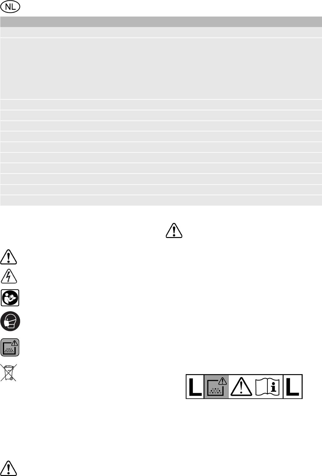 Uitgelezene Handleiding Festool CTL Mini (pagina 26 van 54) (Dansk, Deutsch QV-92