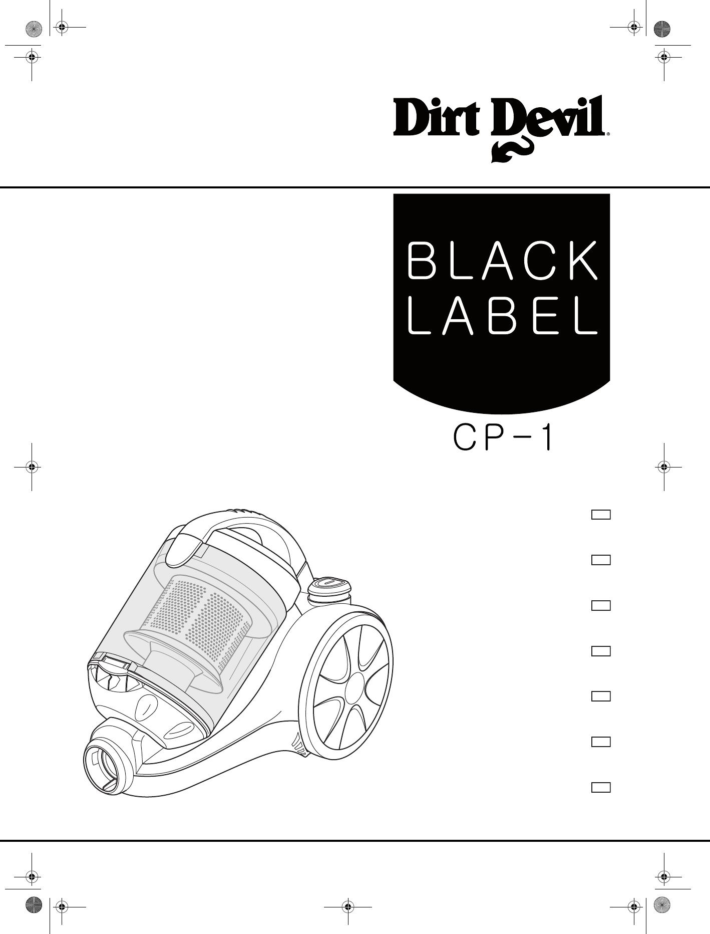 m3220-2 m3220-1 Piccolo protezione del motore-Filtro per Dirt Devil m3220-0