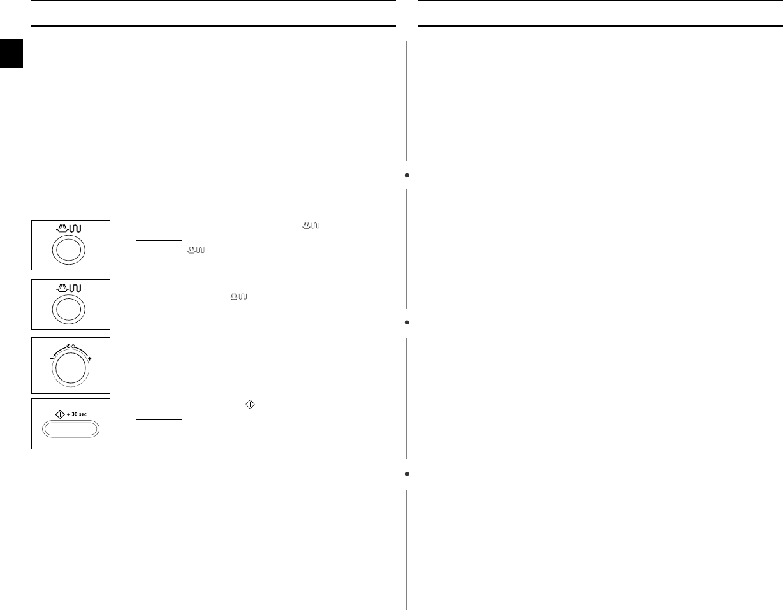 Hedendaags Handleiding Samsung CE 1071 (pagina 18 van 32) (Nederlands) FL-64