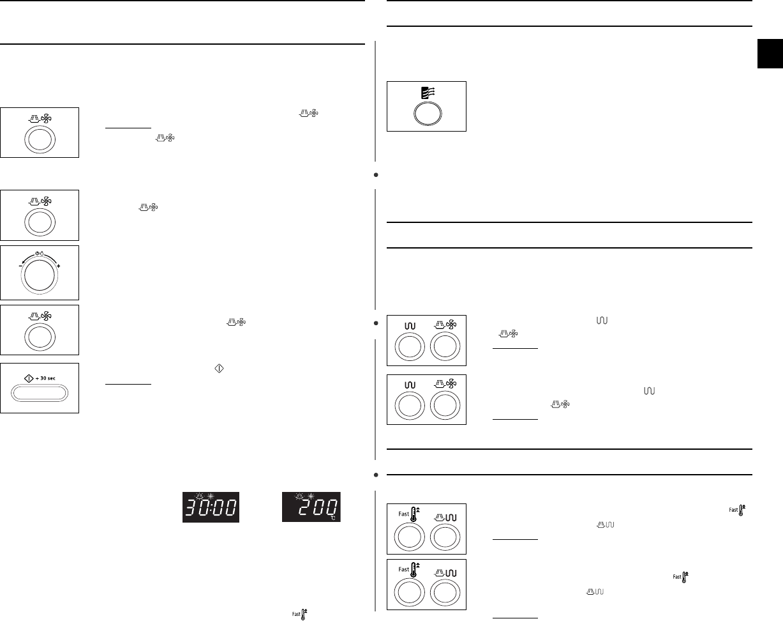 Hedendaags Handleiding Samsung CE 1071 (pagina 18 van 32) (Nederlands) PP-52