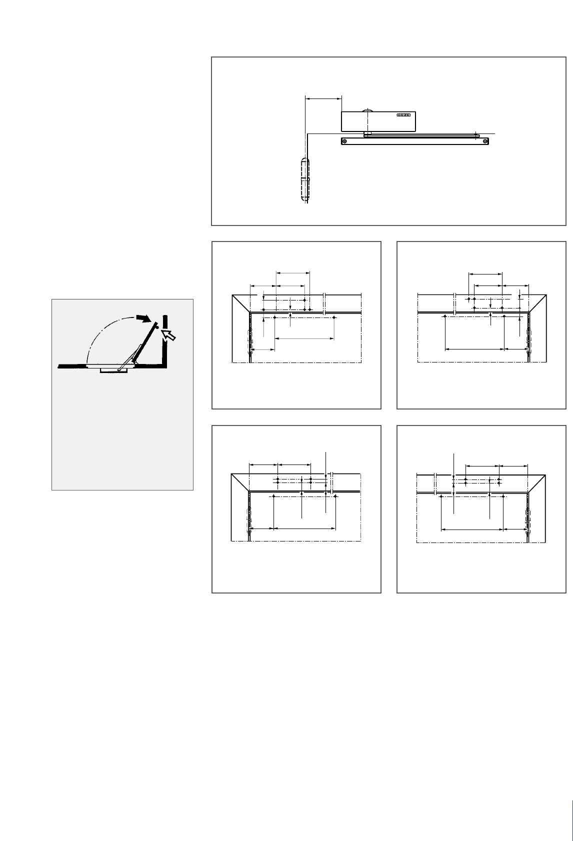 handleiding geze ts 3000 v pagina 6 van 8 nederlands. Black Bedroom Furniture Sets. Home Design Ideas