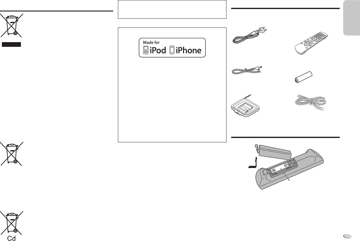Handleiding Panasonic SC-PMX5 (pagina 3 van 72) (Dansk, Deutsch ...