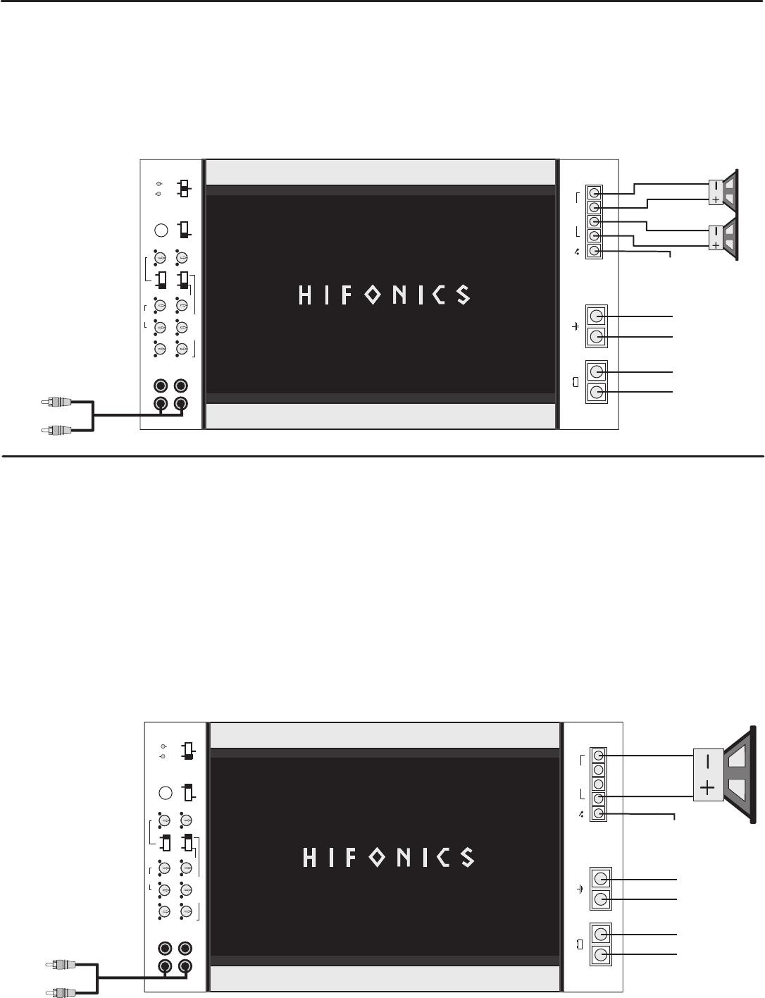 Handleiding Hifonics Mt Olympus Pagina 4 Van 17 English Amp Wiring Diagram 3