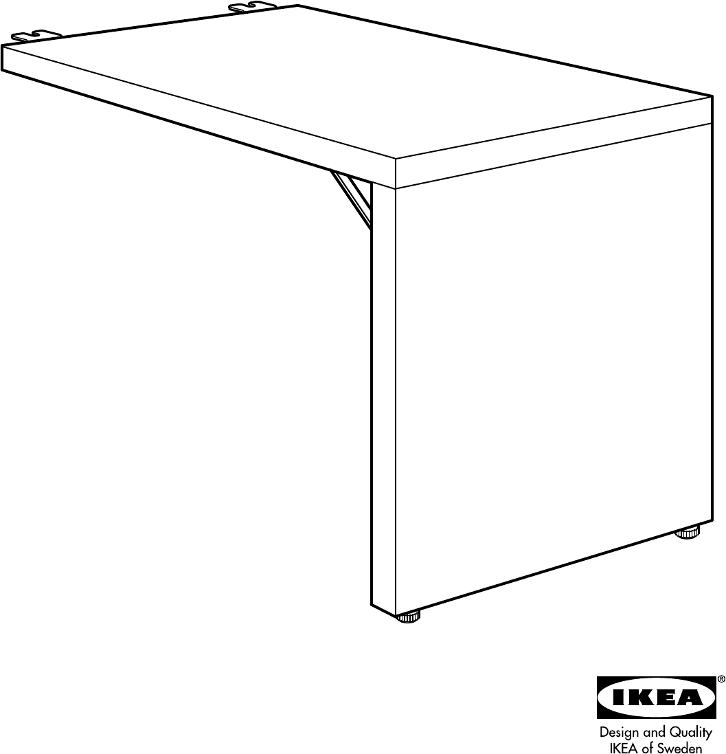 Jugendzimmer Mit Ikea Einrichten ~ Handleiding Ikea EXPEDIT Bureau (pagina 1 van 8) (0,45 mb Dansk