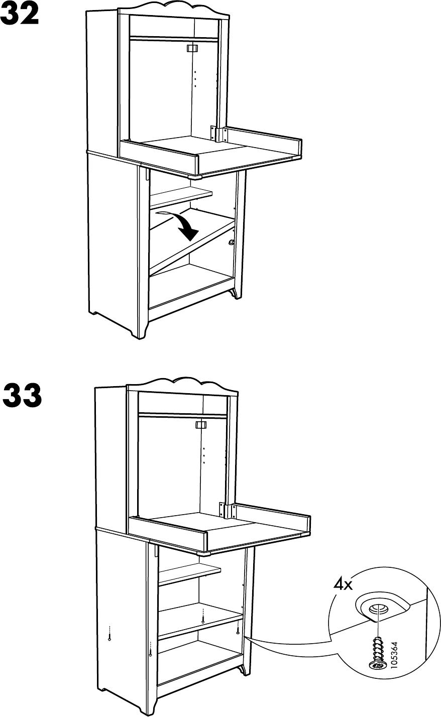 Handleiding Ikea Hensvik Kast Open 75x161 Cm Pagina 32 Van