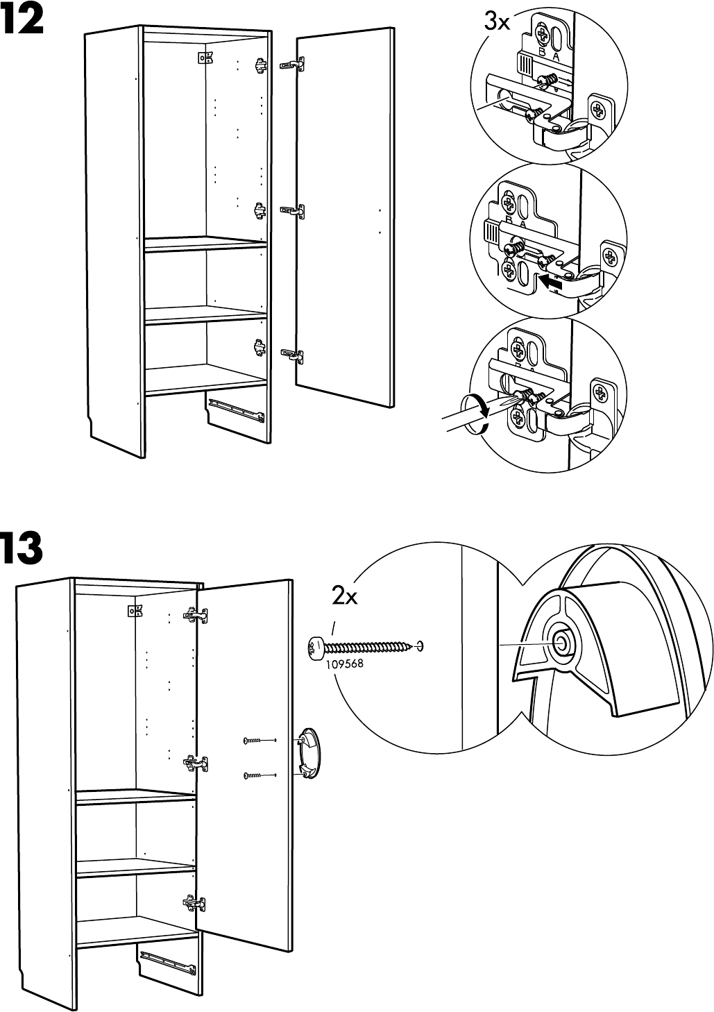 Ikea Hacks Kitchen Island On Wheels ~ Handleiding Ikea MAMMUT Garderobekast (pagina 17 van 28) (2,41 mb