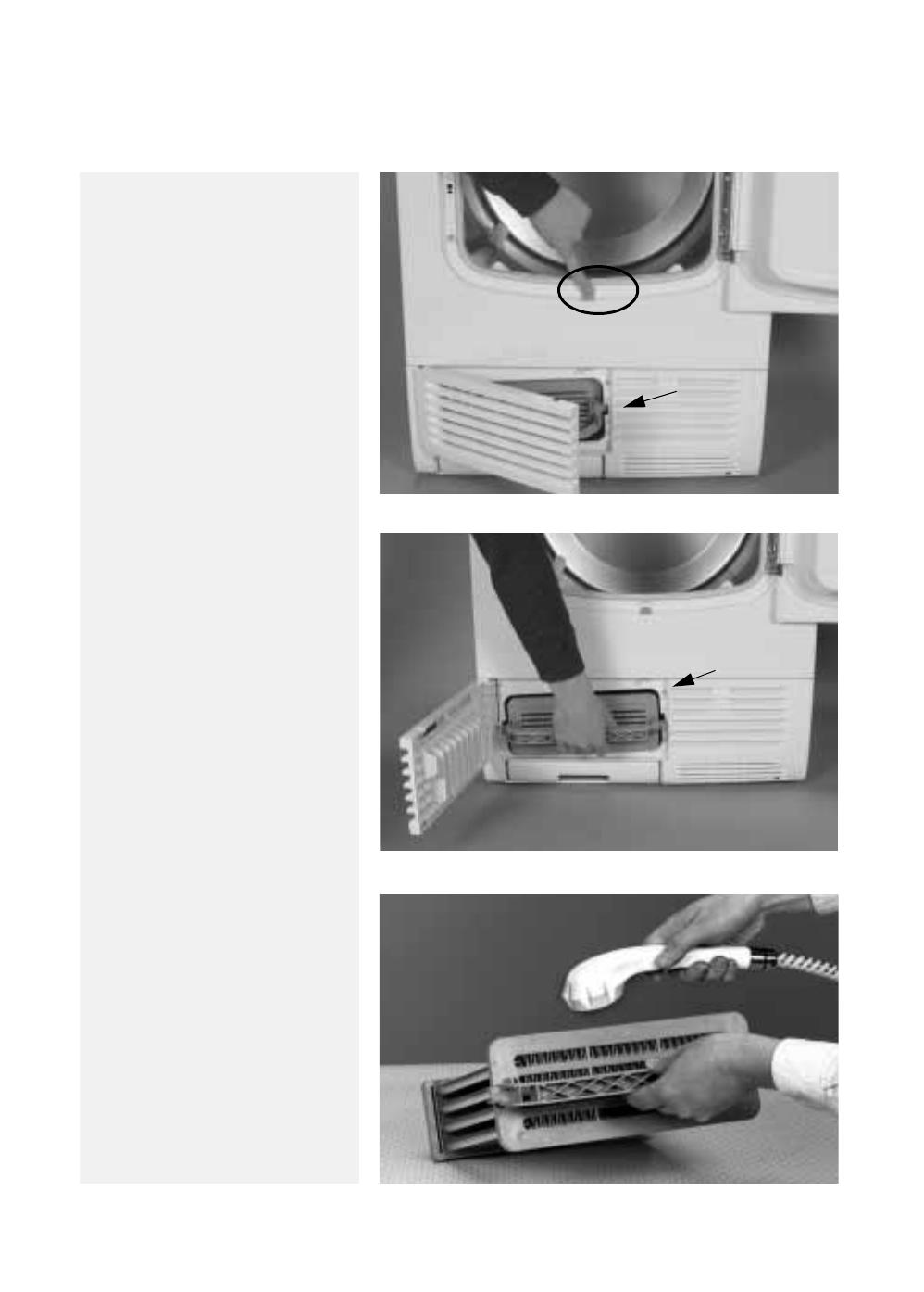 handleiding whirlpool senseline c 6th awz 9600 pagina 7. Black Bedroom Furniture Sets. Home Design Ideas