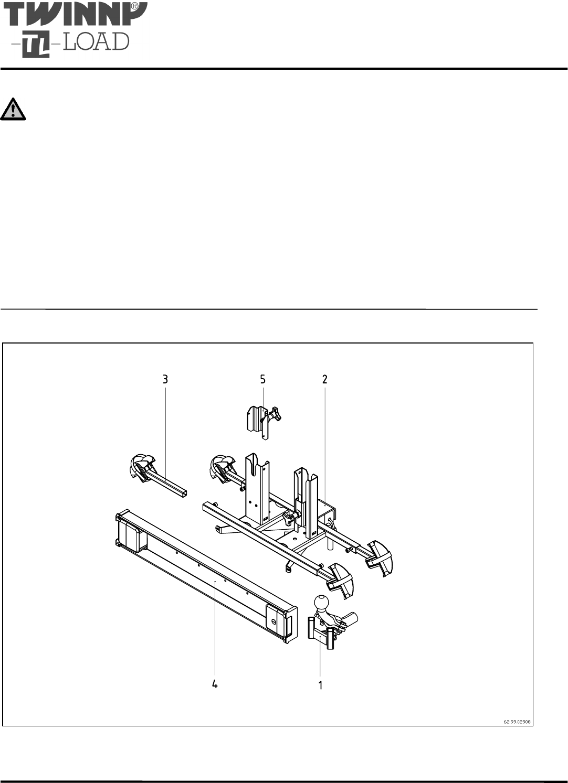 Verwonderend Handleiding Twinny Load Traditional C - Plus (pagina 1 van 4 VM-89