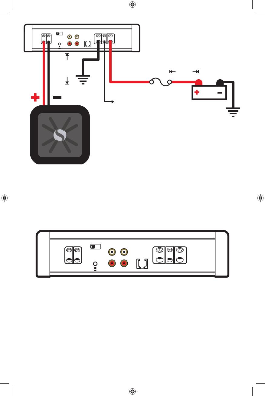 Handleiding Kicker Ix10001 Pagina 6 Van 28 Deutsch English Speaker Wiring Diagrams 2 Dual 4 Ohm Sub To A Mono Lfe