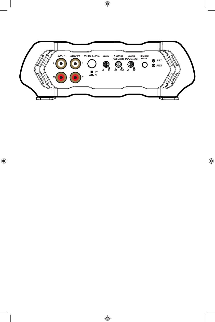 Handleiding Kicker Cx12001 Pagina 5 Van 28 Deutsch English Speaker Wiring Diagrams 2 Dual 4 Ohm Sub To A Mono Lfe Espanl Franais