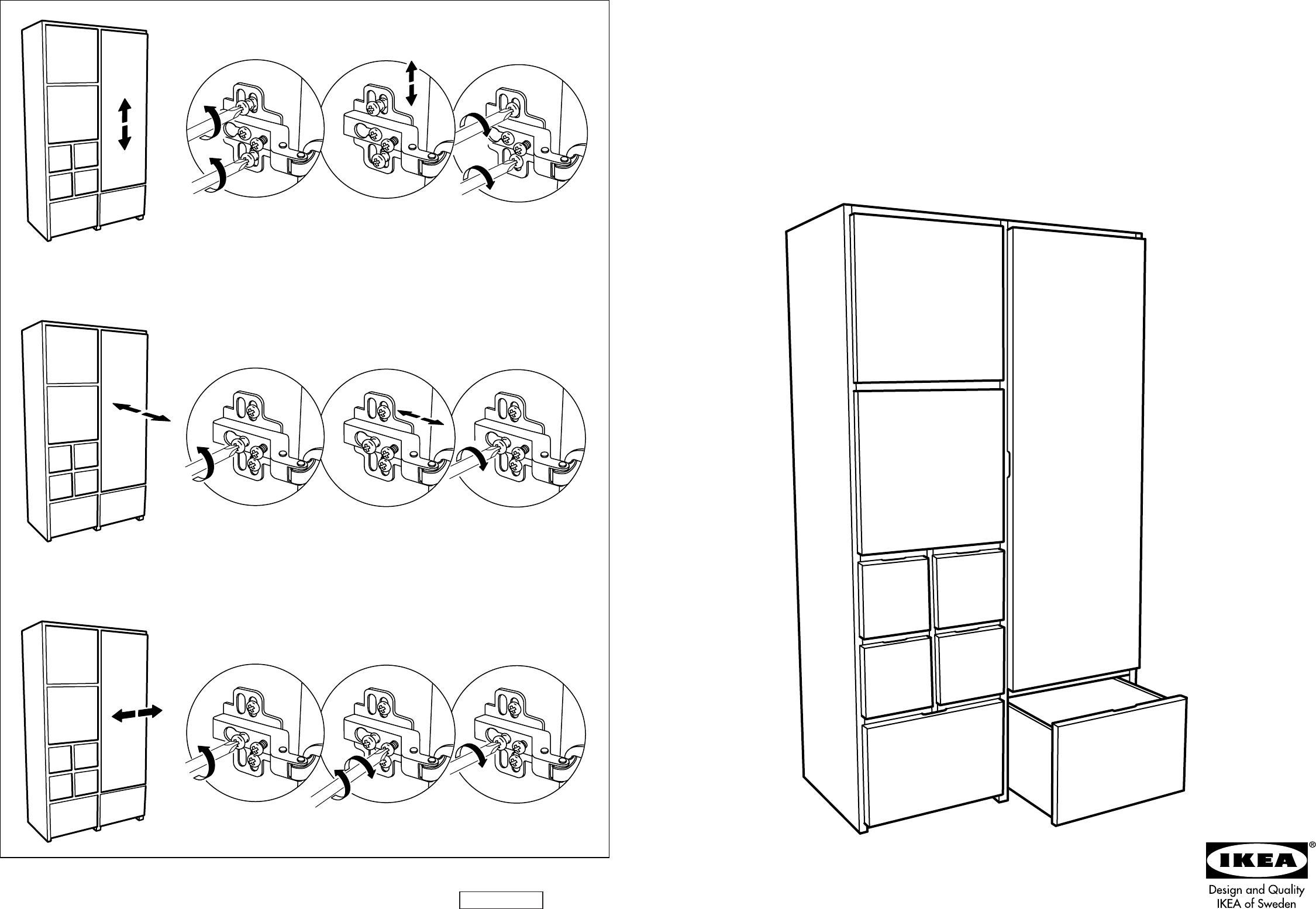 Jugendzimmer Mit Ikea Einrichten ~ Handleiding Ikea Rakke kast (pagina 1 van 12) (Dansk, Deutsch, English
