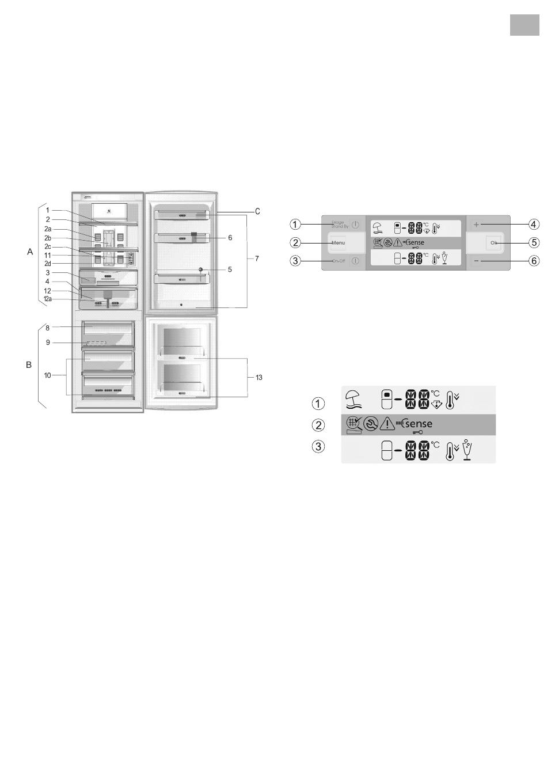 Whirlpool koelkast gebruiksaanwijzing