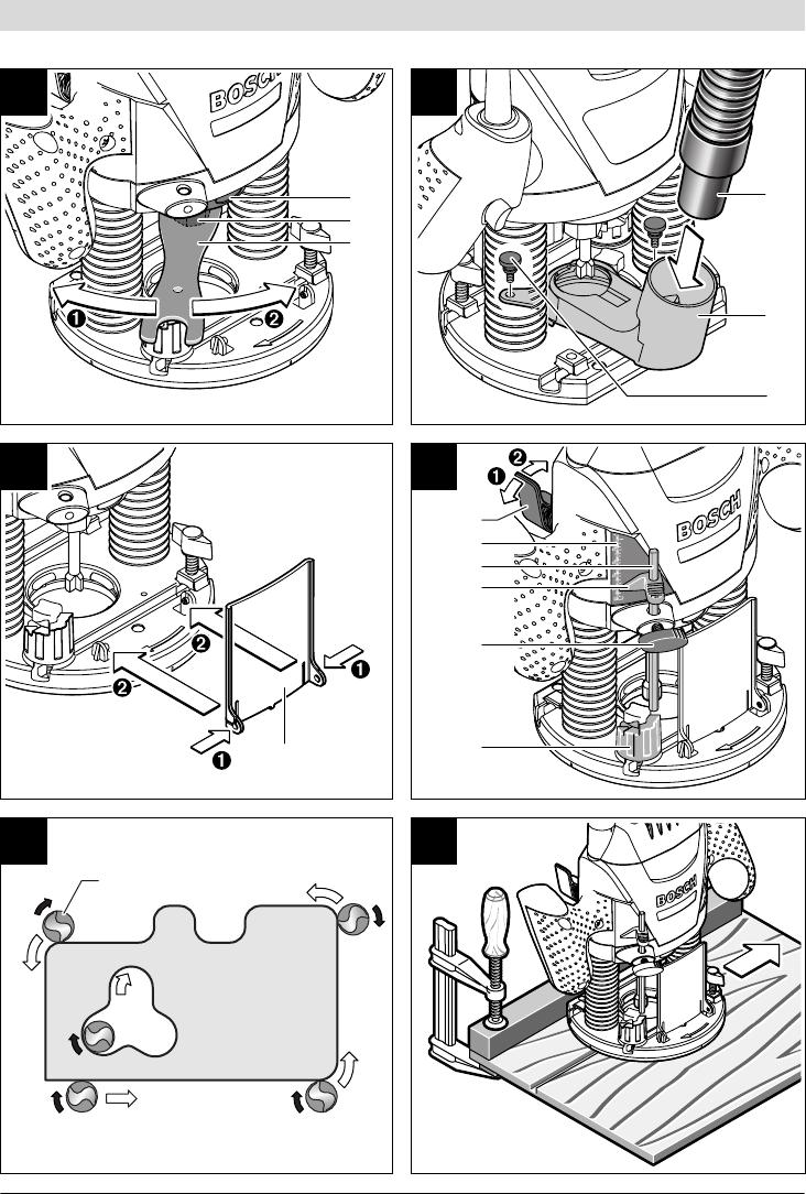 handleiding bosch pof 1200 ae (pagina 27 van 146) (dansk, deutsch