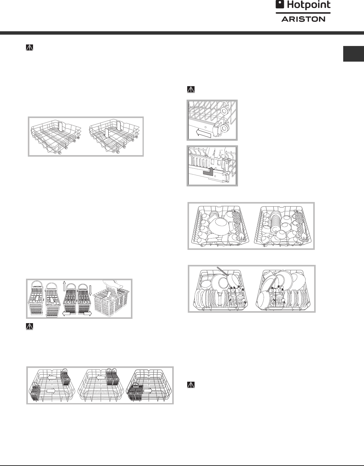 Handleiding Hotpoint-Ariston lft 114 ha (pagina 5 van 84) (Deutsch ...
