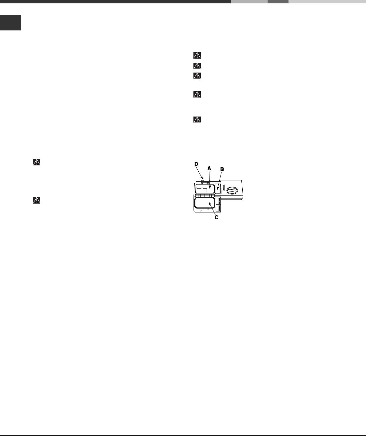 Hotpoint ariston vaatwasser lft 3214 handleiding