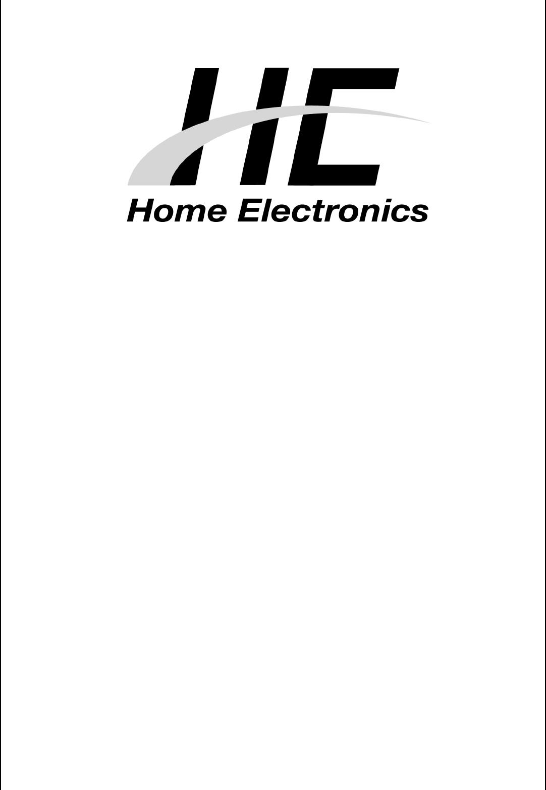 Beste Handleiding Home electronic br 400 (pagina 1 van 6) (Nederlands) YM-28