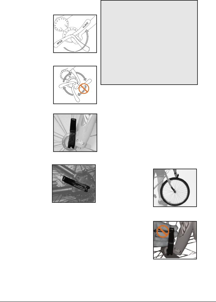 Handleiding Trek T700 (pagina 32 van 41) (Nederlands)