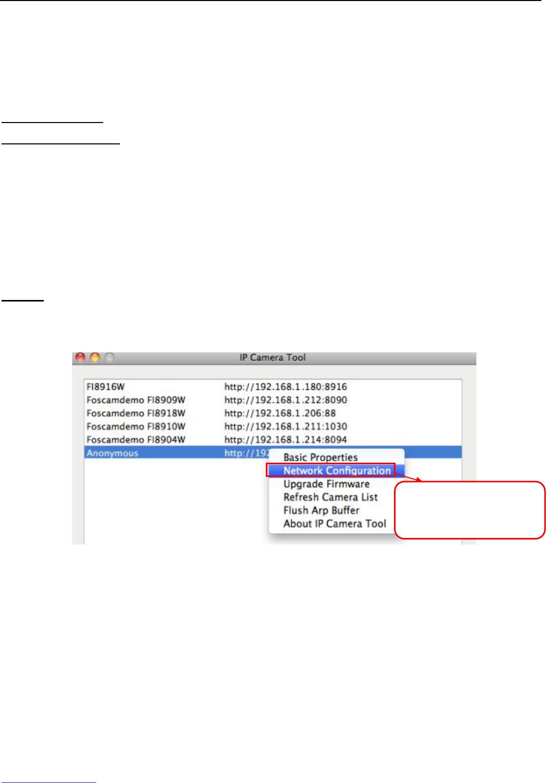 Handleiding Foscam FI 8919W (pagina 22 van 26) (English)